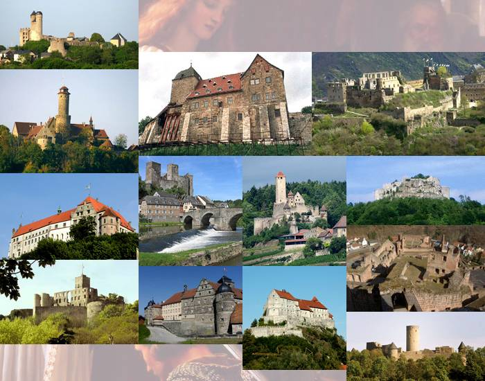 Castles in Germany 4/5