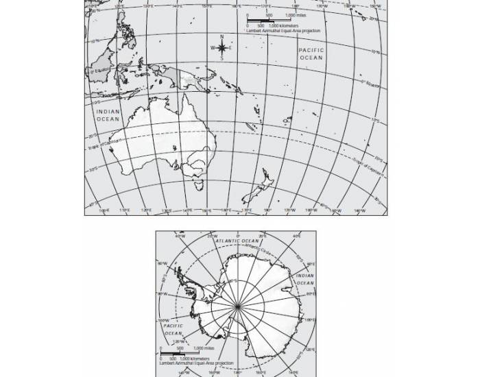 Game Statistics - Physical Map Game of Oceania and
