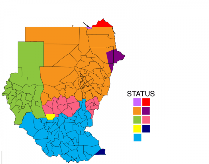 Sudan Today (Early 2011)
