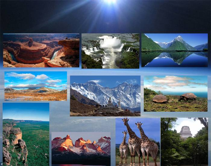 10 Top National Parks in the world