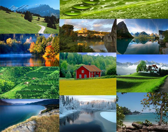 10 Eco Friendly Countries