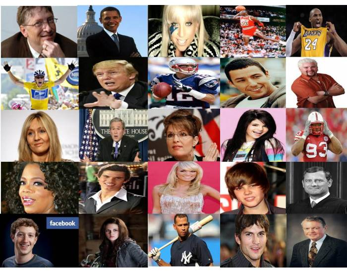 25 Famous Americans Cozad