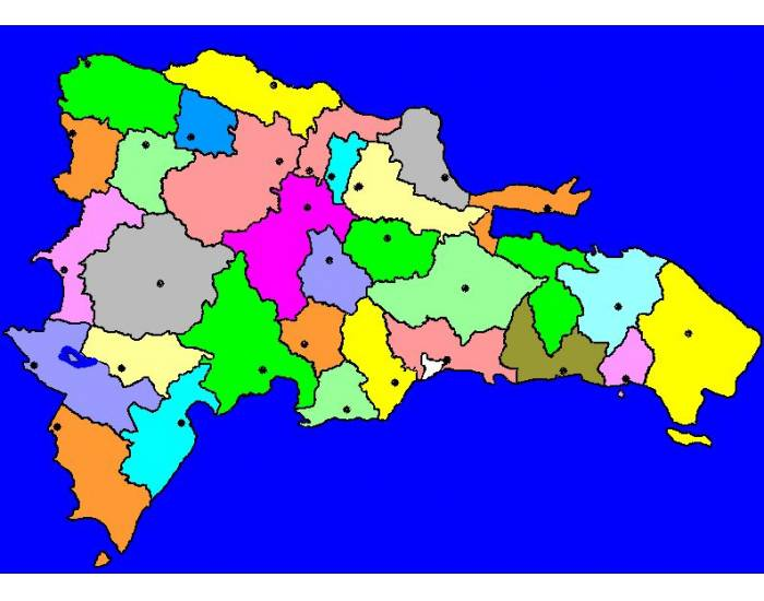 10 Largest Cities of the Dominican Republic