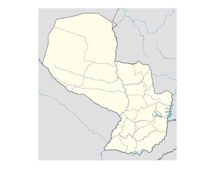 10 Largest Cities of Paraguay