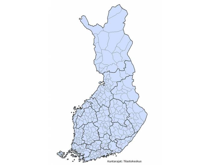 10 Largest Urban Areas of Finland