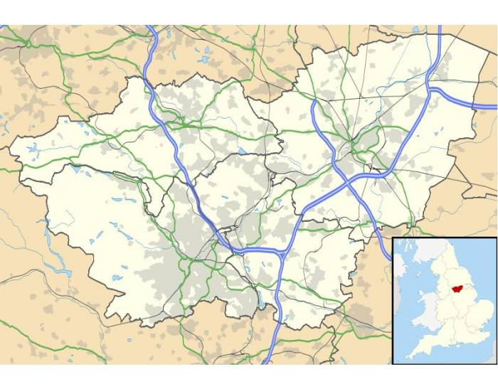 Towns & Cities of South Yorkshire