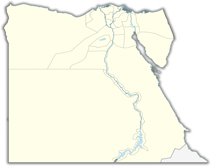 15 Largest Cities of Egypt