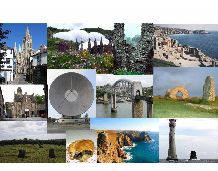 The West Country : Cornwall