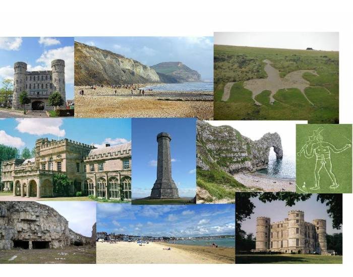 The West Country : Dorset