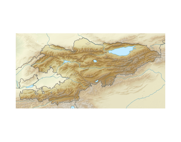 5 Largest Cities of Kyrgyzstan