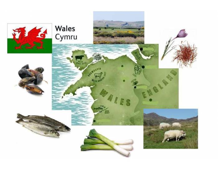 The Food that made North Wales