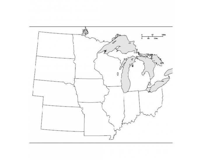 North central plains states