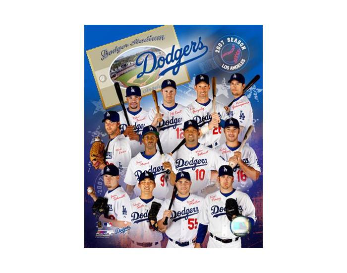 2007 Los Angeles Dodgers