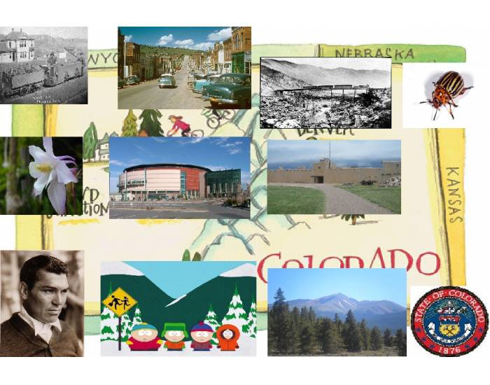 Colorado: People, History, Symbols