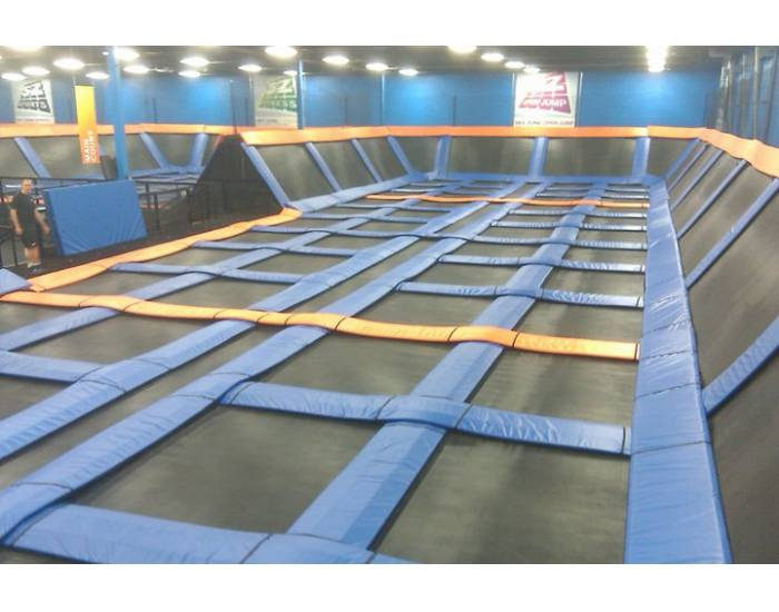 10080 SkyZone, Fishers, Indiana, USA