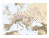Major Rivers and Tributaries of Europe