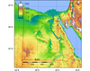 Geography of Egypt - Modern