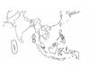 South and Southeast Asia Political Map