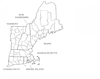 Counties of New England