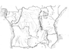 Central Africa - Political (Cities)