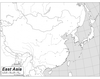 East Asia Countries & Islands