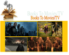 Book to Movie/TV adaptations (8)