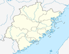 5 Largest Cities in Fujian, China