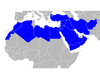 MENA Countries and Physical Features