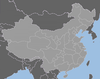 Provinces of China (with pinyin tone markings)