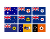 State Flags of Australia