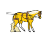 Basic Parts of a Horse Driving Harness