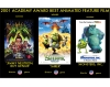 Acedemy Award Best Animated Feature Film