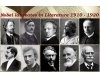 Nobel laureates in Literature 1910 - 1920 (shapes)