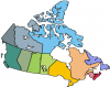 Mr. Fast's Canadian Cities and Physical Features