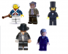 Famous LEGO People