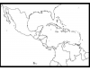 Countries of Central America and the Caribbean