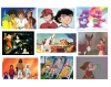 TV animation 1980 - personnages