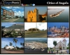 Cities of Angola