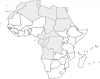 North and Central Africa Capitals