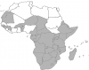 Countries of North & West Africa