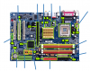 Motherboard ID components - TechBoss