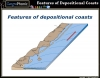 Features of Depositional Coasts