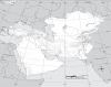 TCI-physical features of Southwest & Central Asia