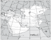 Physical Features Southwest & Central Asia