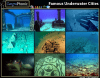So Atlantis does exists : Famous Underwater Cities