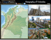 Geography of Colombia : 12 Cities