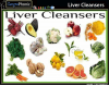 Liver Cleansers, healthy Foods
