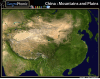 China : Mountains and Plains