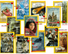 National Geographic Epic Covers