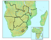 Cities of Southern Africa
